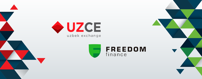 """""""Freedom Finance"""" investitsiya kompaniyasi vakillari bilan uchrashuv bo'lib o'tdi"""